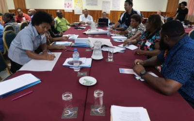 Preparing for 2019 Australia Awards In-PNG Scholarship awardees Intake 2019