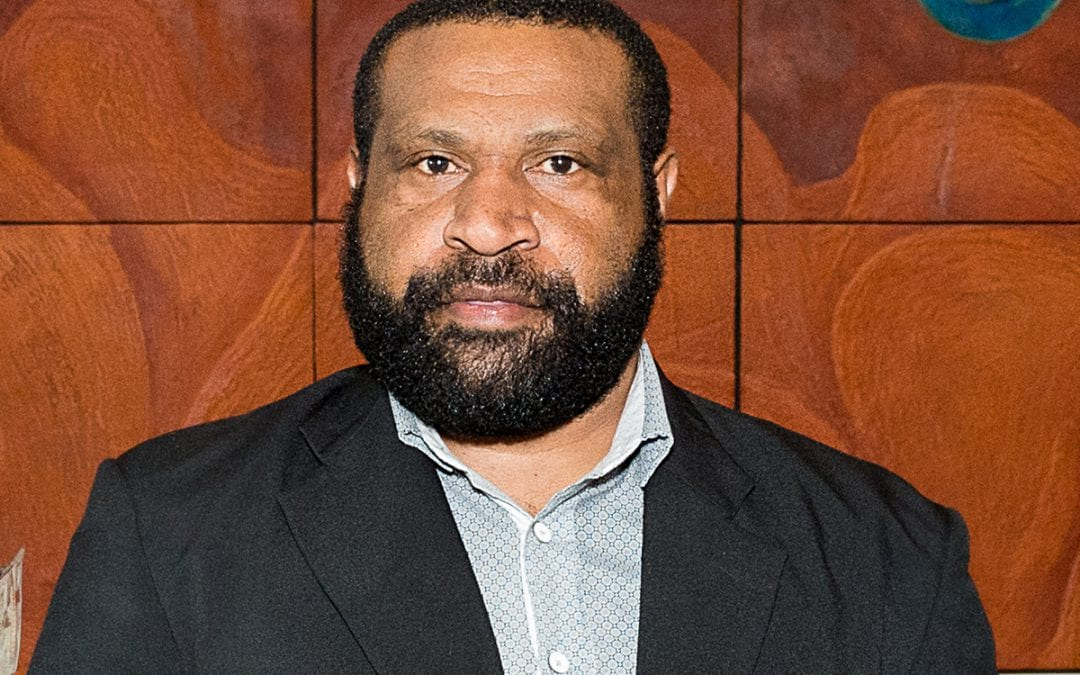 APEC Fellow on Sustaining PNG's Fishing Communities