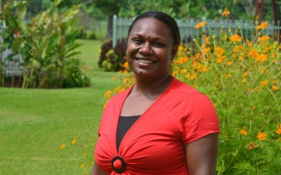 Image of Australia Awards In-PNG Scholarships Bachelor of Midwifery Awardee