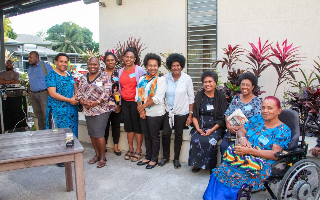 Returning Australia Awards scholars ready to effect positive change across PNG