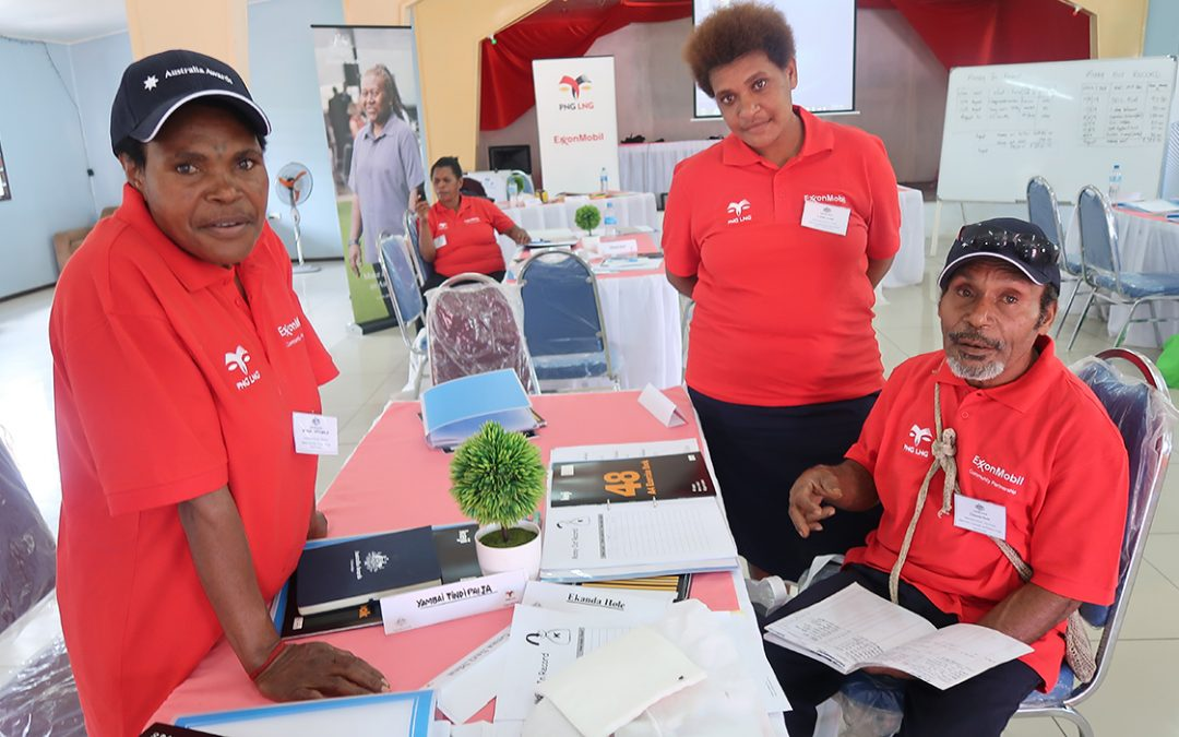 Australia Awards and ExxonMobil PNG team up to support PNG's homegrown agribusiness skills