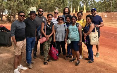 Garma Festival yields enrichment and inspiration for PNG Australia Awards scholars
