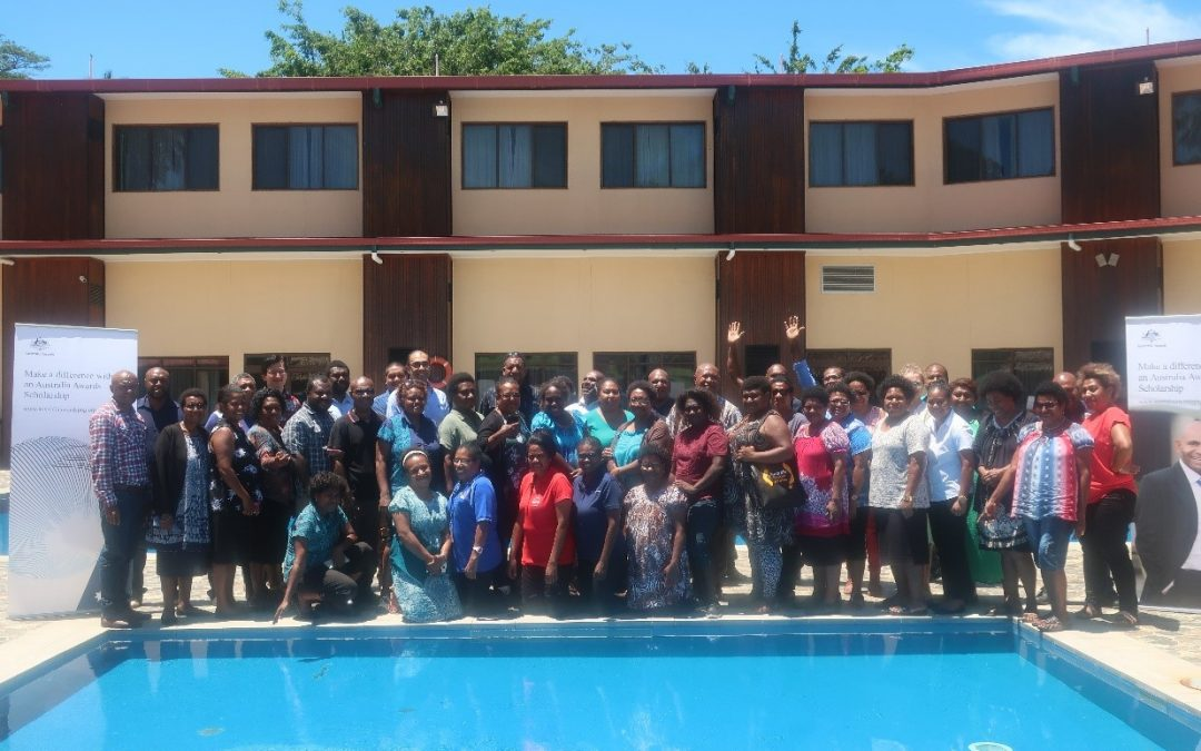 Health Economics graduates making an impact in PNG