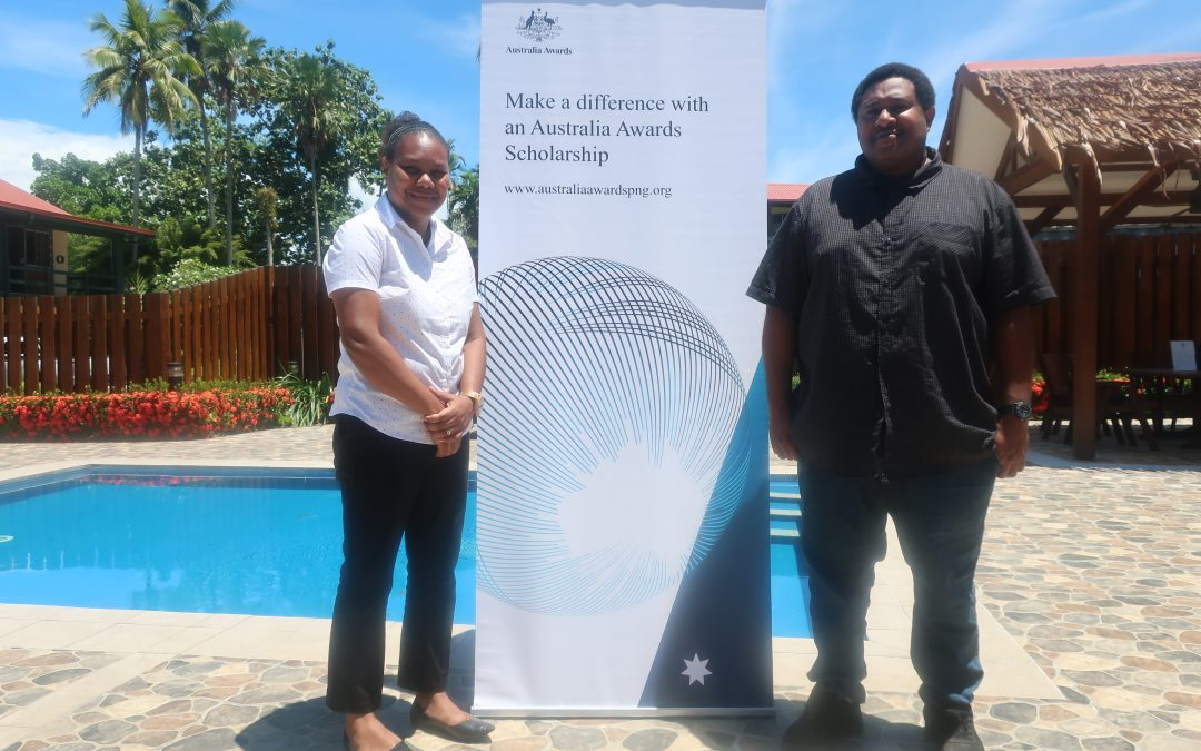 Graduates giving back for PNG health