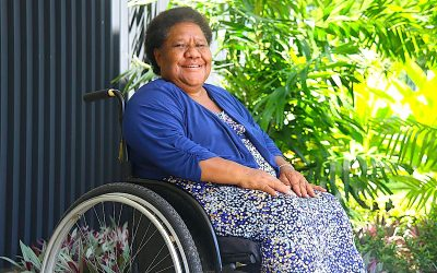 Ipul's passion for an inclusive PNG